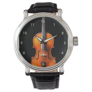 Horloge 7 van de altviool of van de Viool door