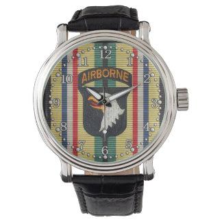 Horloge In de lucht van de Afdeling van de Oorlog