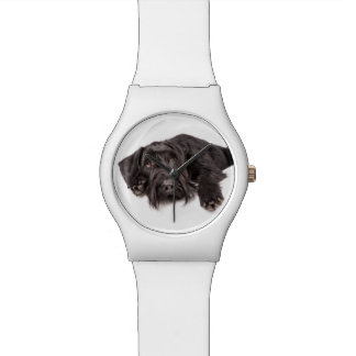 Horloge Riesenschnauzer