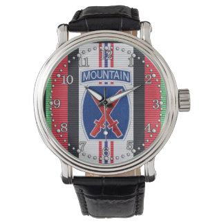 Horloge van de Afdeling van de Berg van