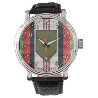 Horloge van de Afdeling van de Infanterie van Irak