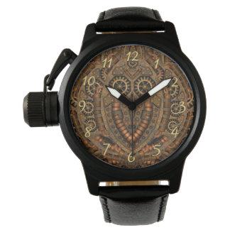 Horloge van de Douane van Steampunk het Vintage