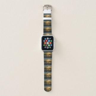 Horloge van de het zeilboot van de jongen trendy