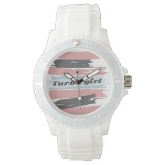 Horloge van de Mode van de turboVrouwen van het