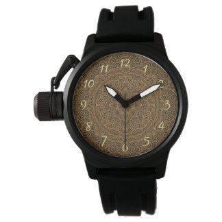 Horloge van de Vintage Douane van het uurwerk het