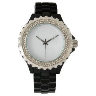 Horloge van het Email van het Bergkristal van