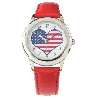 Horloge van het Liefje van de douane het Kinder
