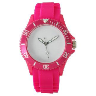Horloge van het Silicium van de Sport van vrouwen
