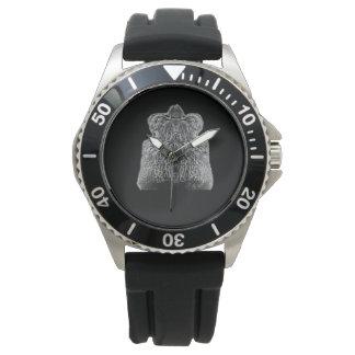 Horloge van het Vuil van Sensei het Kleverige