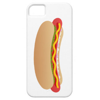Hotdog Barely There iPhone 5 Hoesje