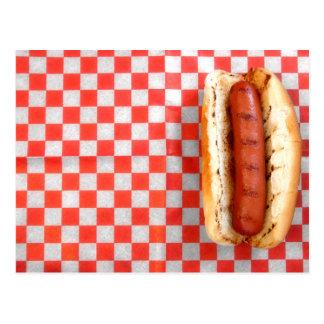 Hotdog Wenskaart