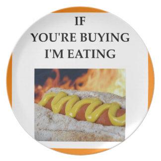 hotdogs party borden