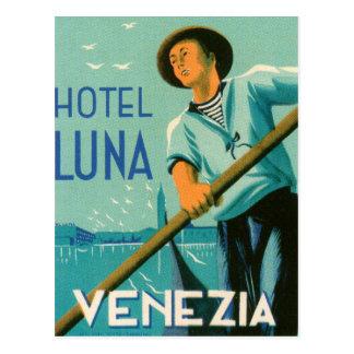 Hotel Luna Venezia Briefkaart