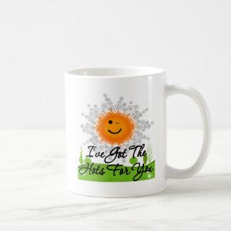Hots voor u koffiemok
