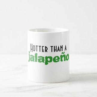 Hotter dan een Mok Jalapeño