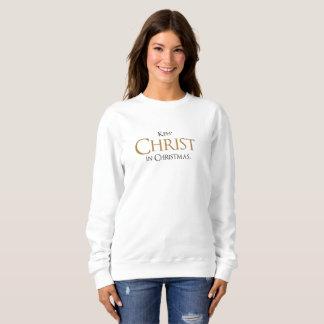 Houd Christus in T-shirt Christmas®