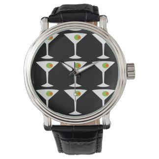 Houd hen het Komende (zwarte) Horloge van Martini