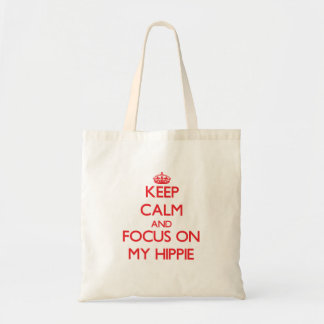 Houd Kalm en concentreer me op Mijn Hippie