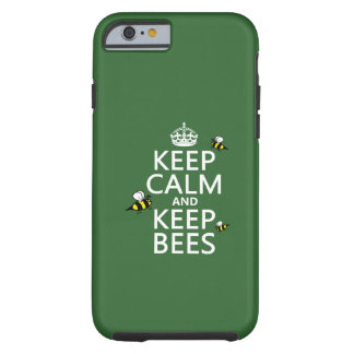 Houd Kalm en houd Bijen - alle kleuren