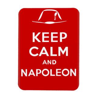 Houd Kalm en Napoleon Magneet