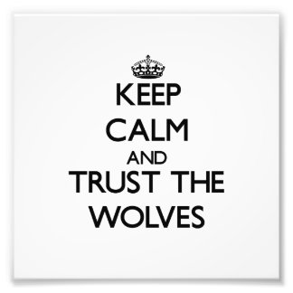 Houd kalm en vertrouw op de Wolven