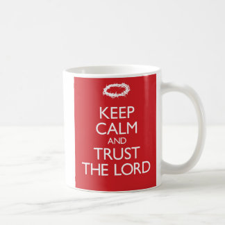 Houd Kalm en vertrouw op Lord Koffiemok