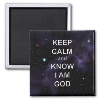 Houd Kalm en weet ik God ben Magneet