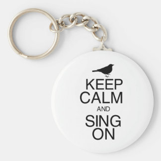 Houd Kalm en zing