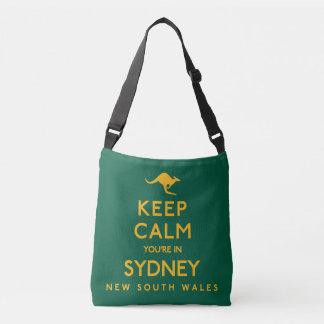 Houd Kalm u zijn in Sydney! Crossbody Tas