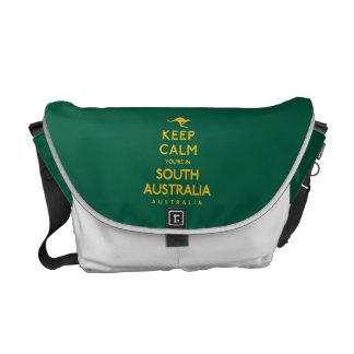 Houd Kalm u zijn in Zuid-Australië! Messenger Bags