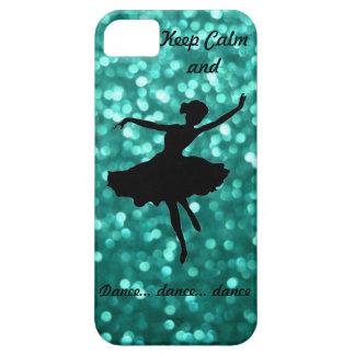 Houd Kalme & iPhone 5 van de Dans Hoesje