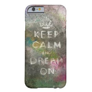 Houd Kalme iPhone 6 hoesje