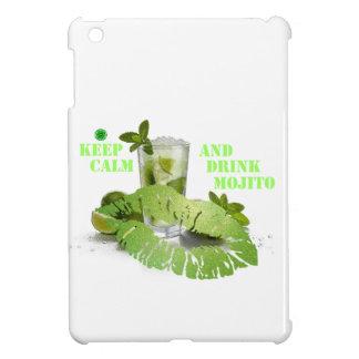 Houd Kalme Mojito iPad Mini Covers