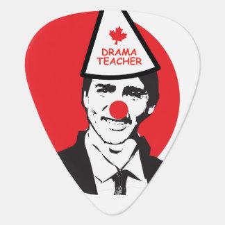 Houd Mijn Clown van Canada van trudeau van Justin Plectrum