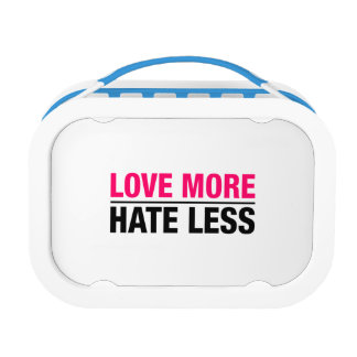 Houd minder van Meer Haat Lunchbox