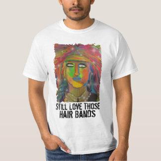 Houd nog van de T-shirt van de Waarde van Die