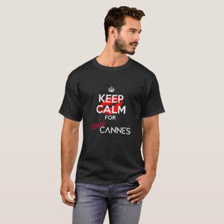Houd Rust voor versie 3 van Cannes van de Liefde T Shirt