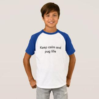 houd tweekleppig schelpdier t shirt