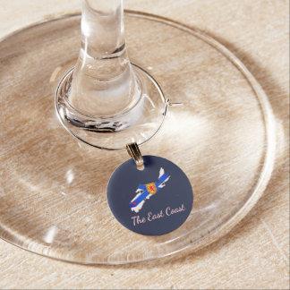 Houd van de de wijncharme van Nova Scotia van de Wijnglasring