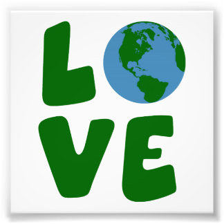 Houd van de Planeet van de Aarde van de Moeder
