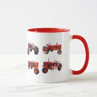 Houd van Die Oude Rode Tractoren Mok