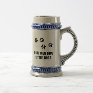 Houd van Kleine Honden Bierpul