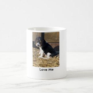 Houd van me - het Leuke Puppy Snoopy van de Brak Koffiemok