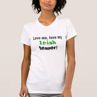Houd van me Ierse Bui T Shirt
