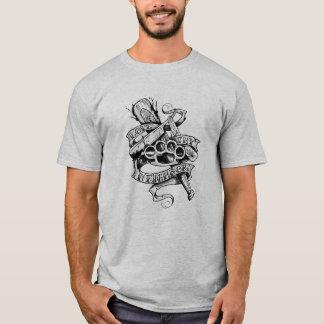 Houd van Thy Buur (tattooontwerp) T Shirt