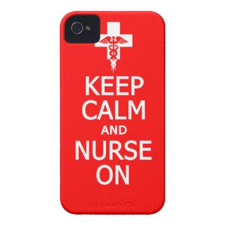 Houd & Verpleegster op iPhone 4 hoesje-Partner iPhone 4 Hoesje
