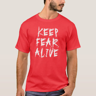 Houd Vrees Levend T Shirt