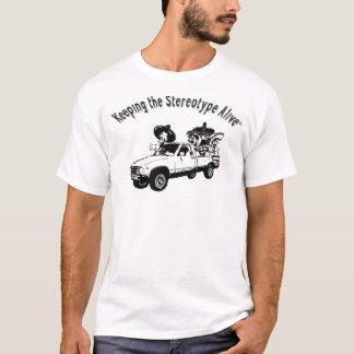 Houdend Stereotiepe Levend - de Lading van de Auto T Shirt