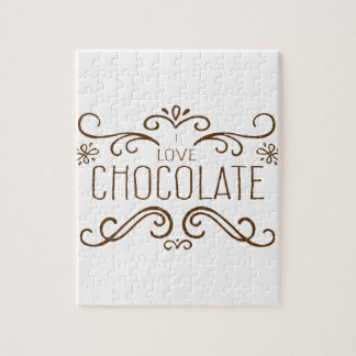 Houdt u van Chocolade? Puzzels