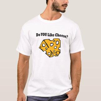 Houdt u van Kaas? T Shirt